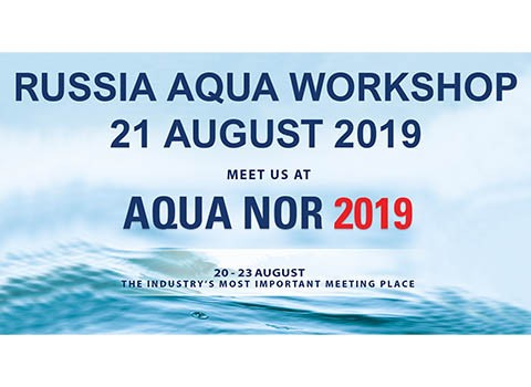 Russia Aqua Workshop21 August 2019, Trondheim.The Workshop is a unique meeting platform for companies interested in B2B meetings during Aqua Nor.Register now